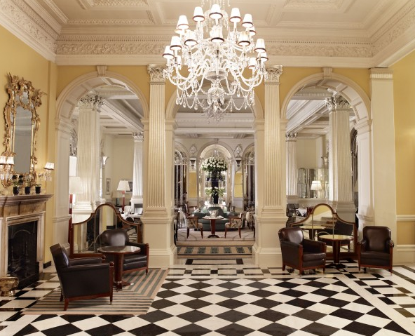 Art deco style | Claridge's Hotel London