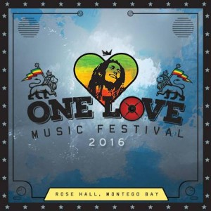 The One Love Music Festival 2016