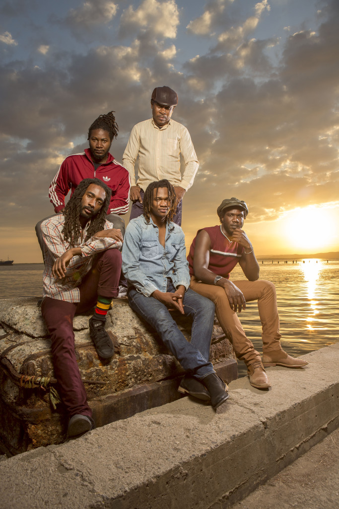 Raging Fyah reggae band