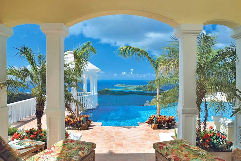 infinity villas in st thomas