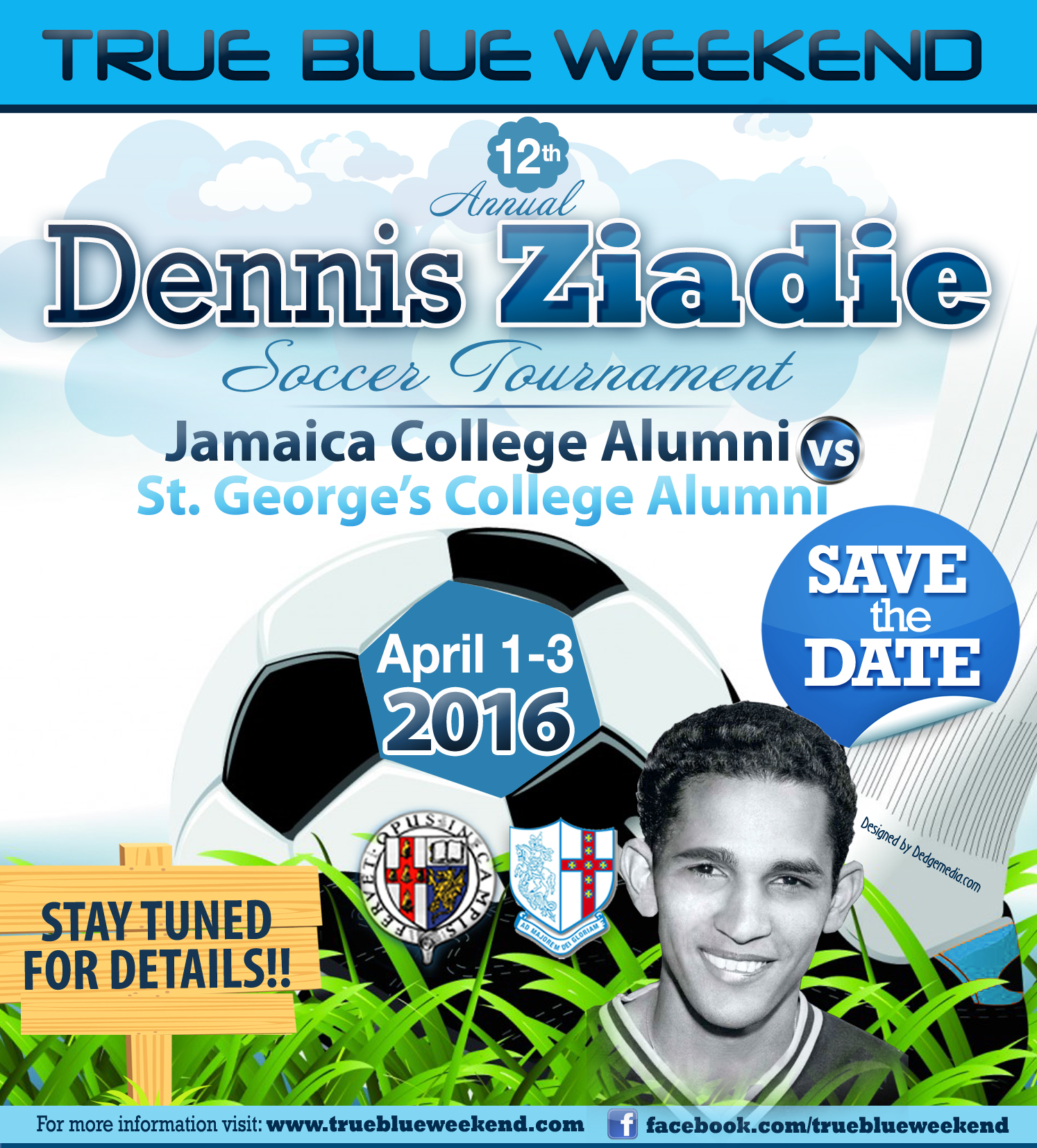 12th Annual True Blue Weekend 2016