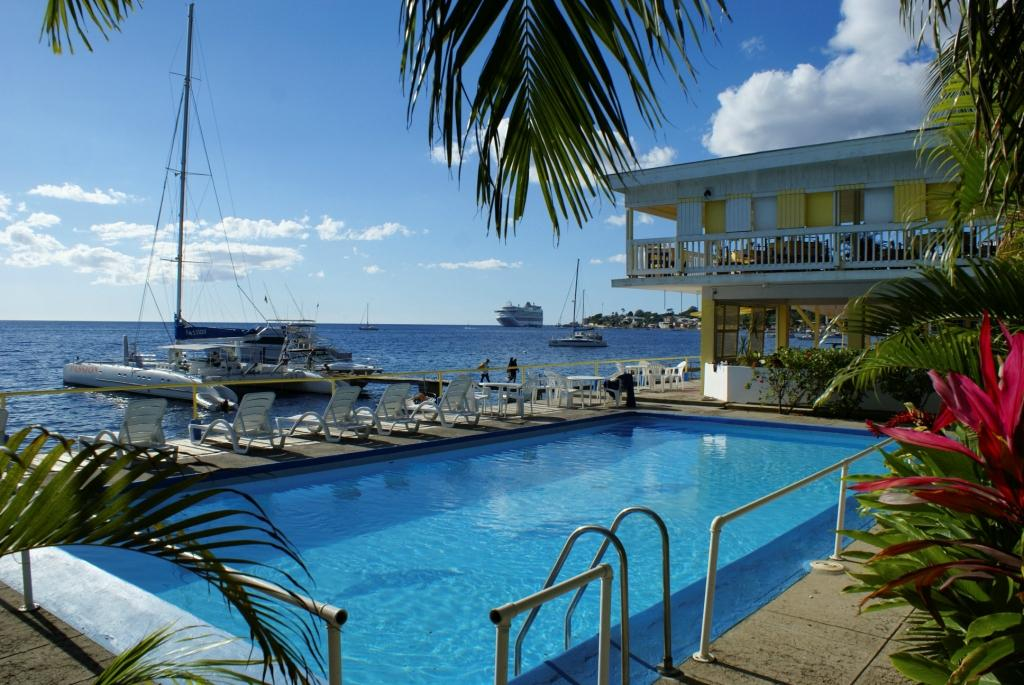 anchorage-hotel-in-dominica for Nature Island Food and Drink Festival