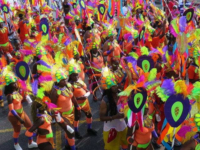 carnival - antigua and barbuda