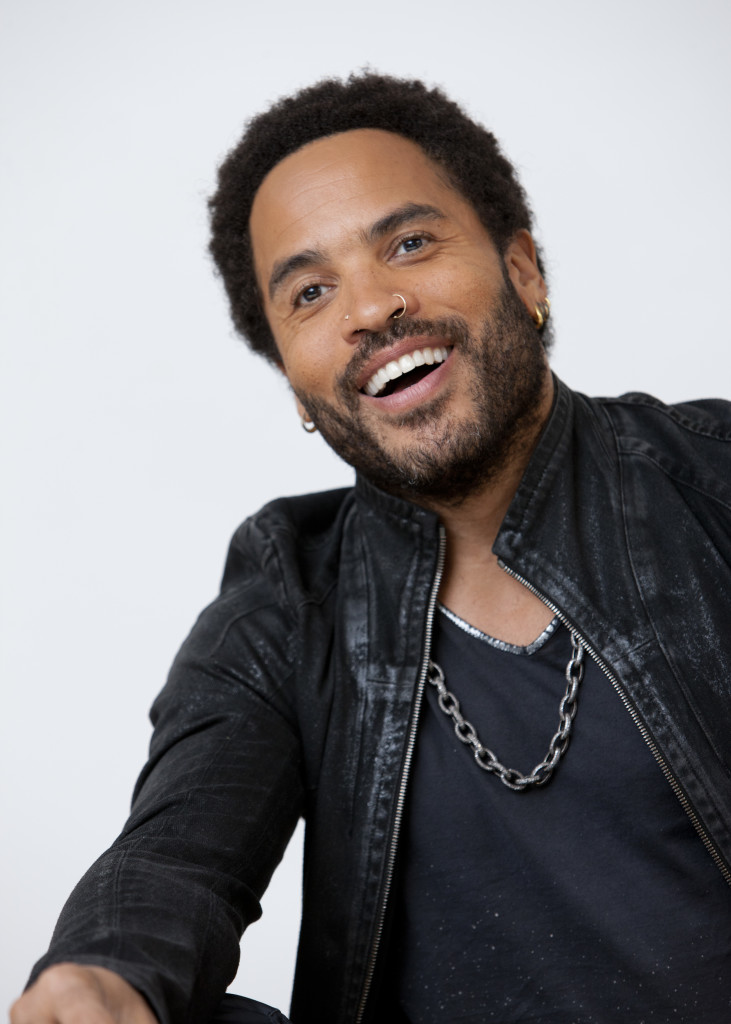 Lenny Kravitz - Interview