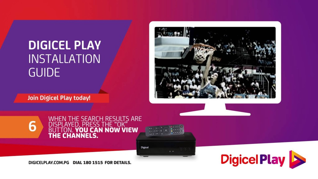 Digicel Play and CBS