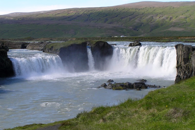 Góðafoss Waterfall - North Iceland